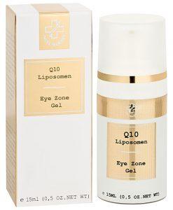 Q10 liposomski gel za njegu kože oko očiju